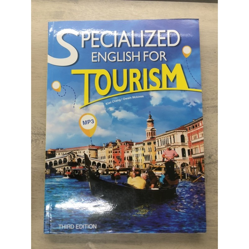 Specialized English for Tourism 附光碟