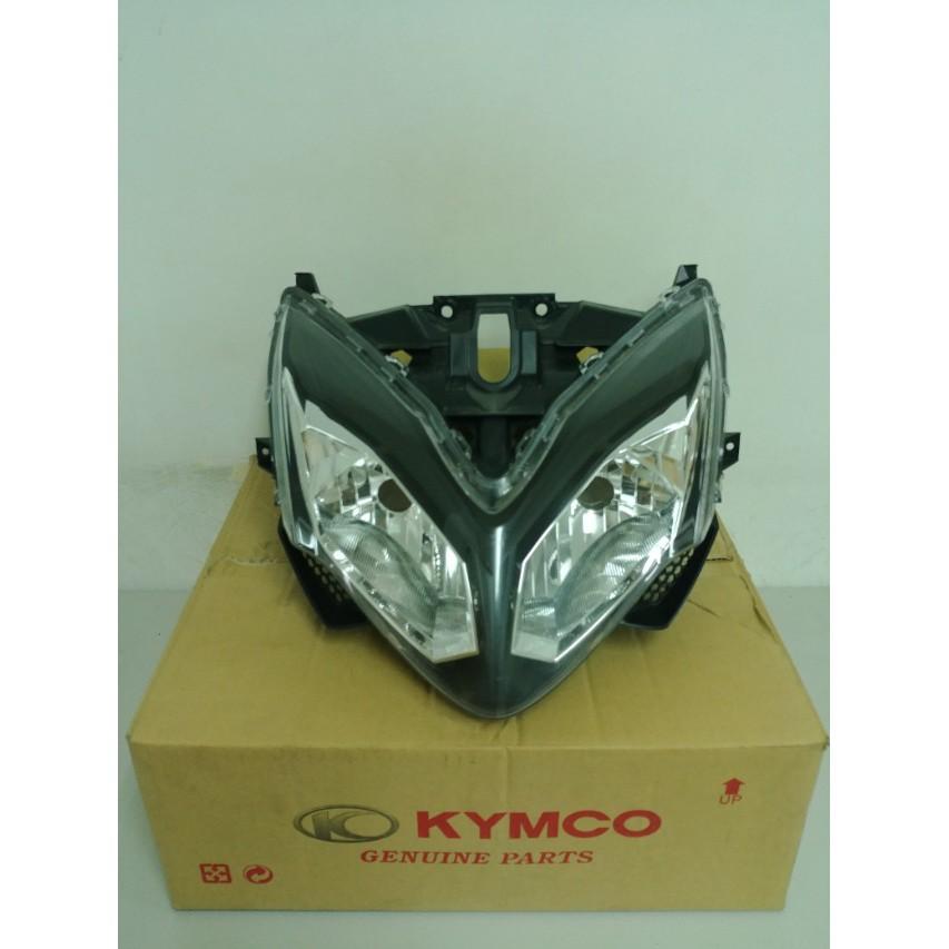 【原廠零件】光陽KYMCO 雷霆S Racing S 125/150 大燈組 大燈罩 大燈殼 前燈組 大燈
