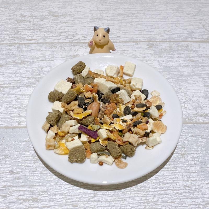 【佳莉鼠】牧光森林倉鼠糧 20g 倉鼠 黃金鼠 飼料