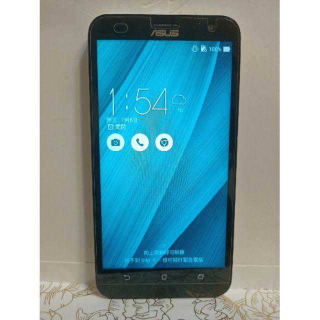華碩 ASUS ZenFone 2 Laser ZE550KL 16GB 白色 二手 使用正常