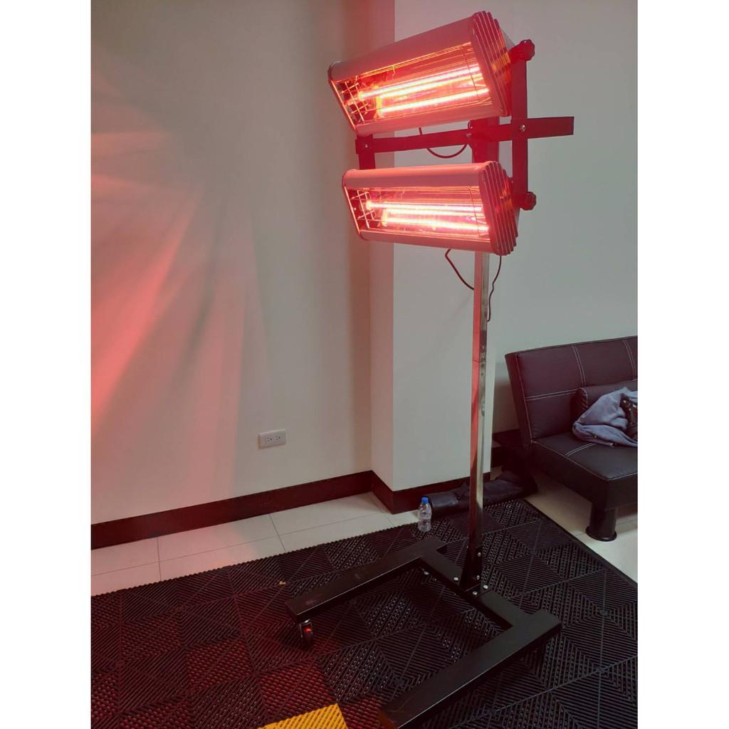 《戴維斯》移動式短波紅外線烤燈組 汽車美容 鈑金烤漆 修配廠 加溫 加熱 鍍膜硬化 烤漆乾燥 加速烘乾