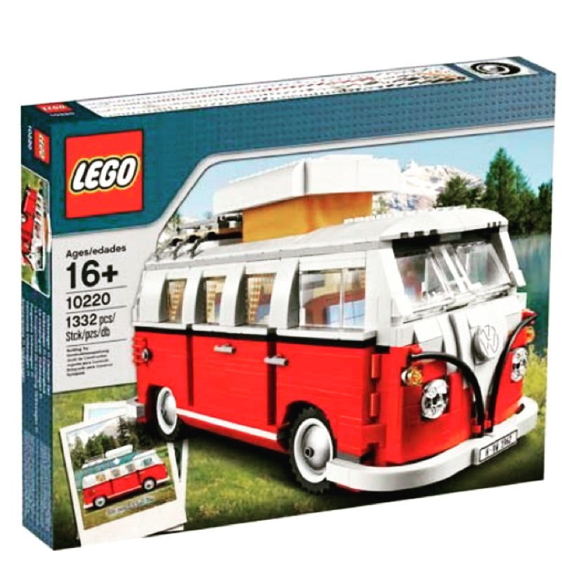 LEGO  10220 福斯露營車