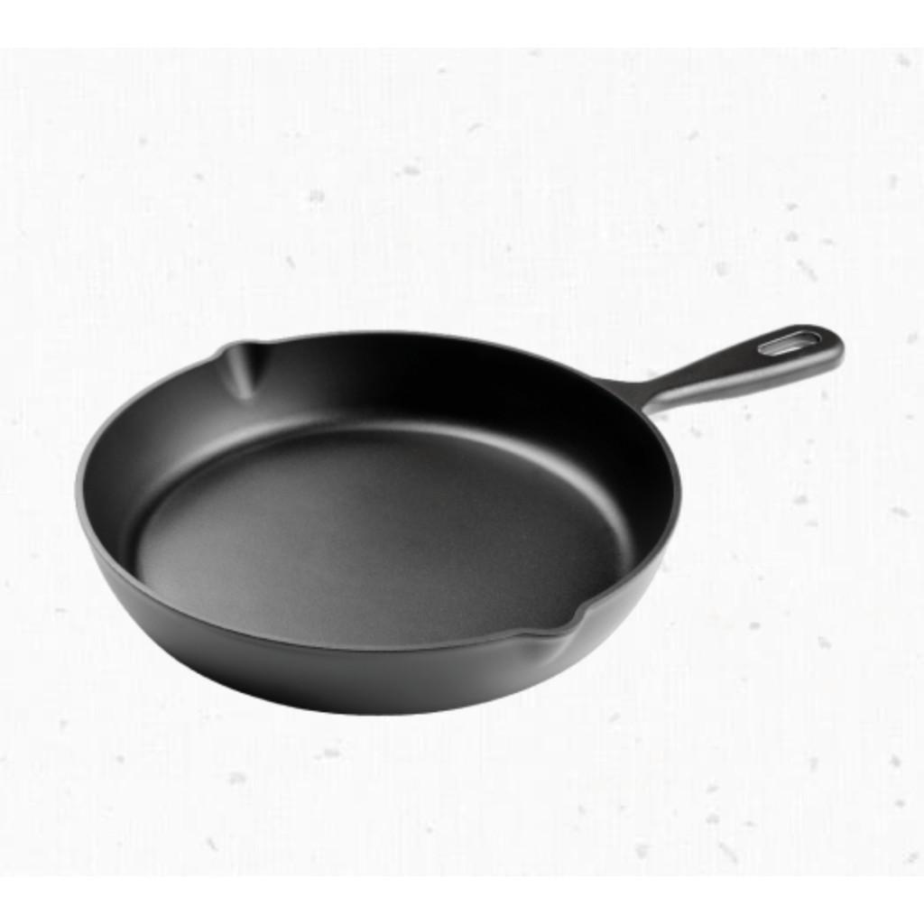 大古鐵器 TAKU 平底煎鍋 / 鑄鐵鍋(20cm)