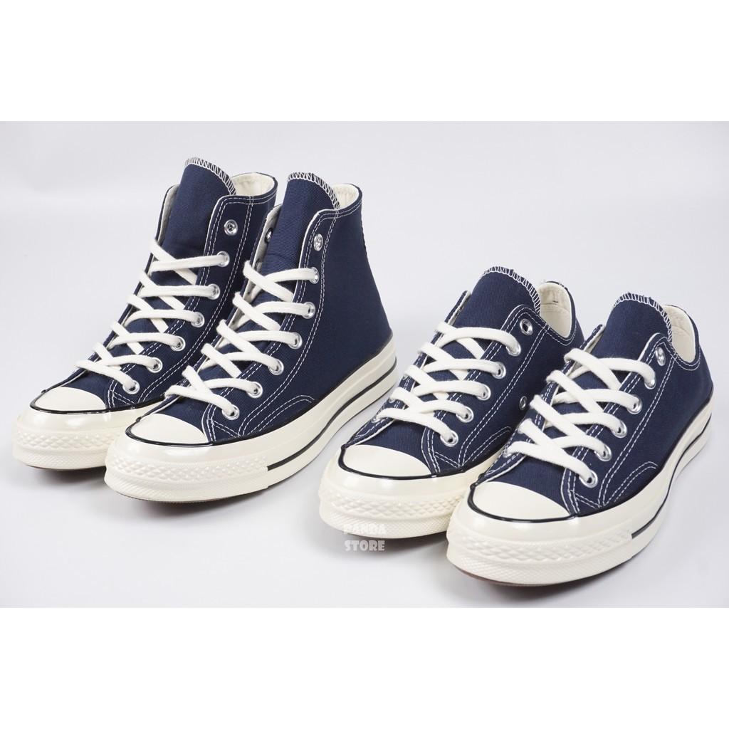 CONVERSE ALL STAR 1970 帆布鞋164950C 低筒 164945C 高筒 深藍 男女鞋