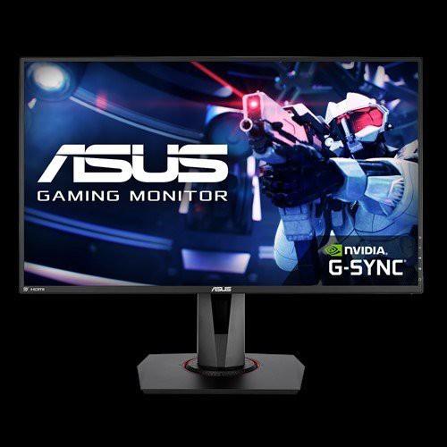 @淡水硬漢@ ASUS 華碩 VG278QR 27吋螢幕 FHD螢幕 0.5M更新率 165MHz 顯示器 螢幕 全新