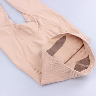連褲襪女春秋季高腰收腹提臀防滑面膜襪啞光絲襪1200D打底褲牛B褲