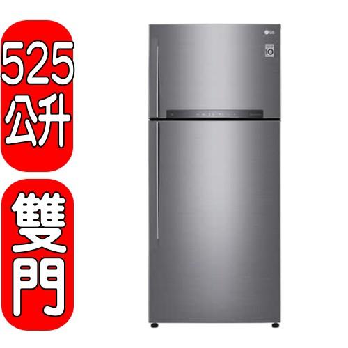 《可議價25900》LG樂金【GN-HL567SV】525L雙門變頻魔術藏鮮系列冰箱