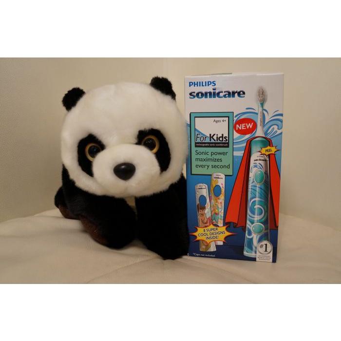 張氏電動牙刷✎原裝正品 飛利浦 Sonicare 兒童聲波電動牙刷刷頭HX6322/07/6321