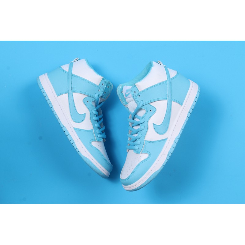 NIKE DUNK SB LOW PRO SB BLUE LAKE 天使湖藍滑板鞋921797-300  cdb1aa4be