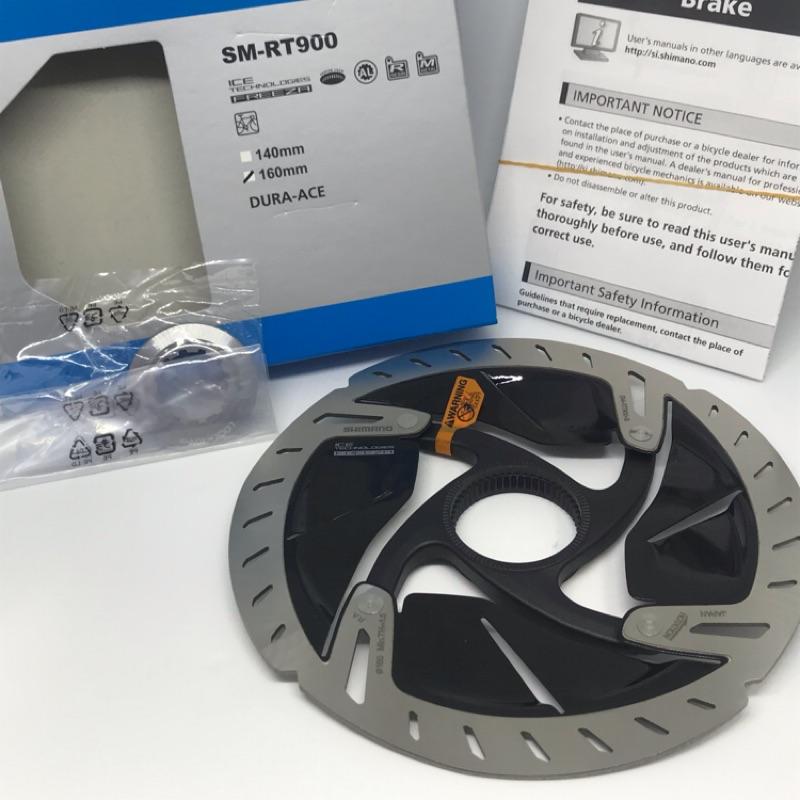 Shimano RT-900 一級 碟盤 160mm 全新現貨