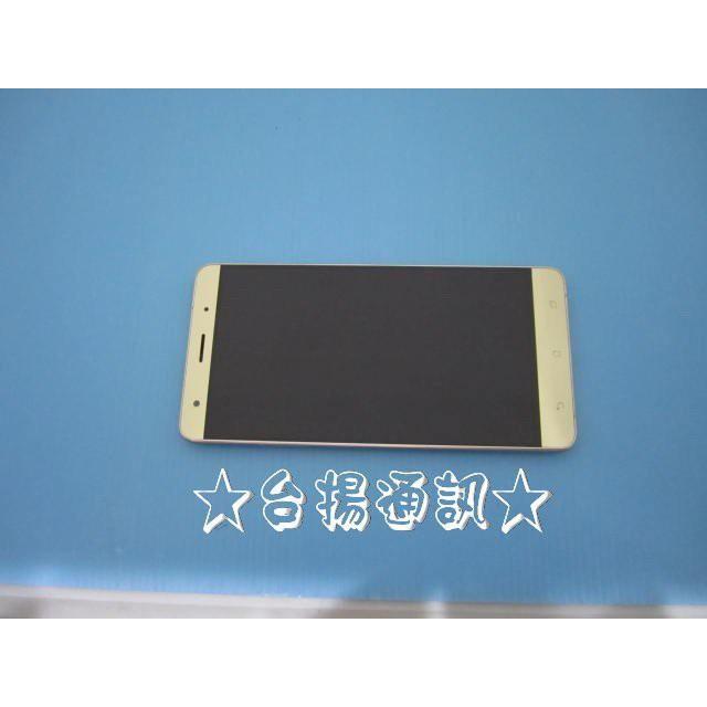 二手機~台揚通訊~ ASUS ZenFone 3 Deluxe ZS570KL (4+32) 5.7吋 ~銀#52942