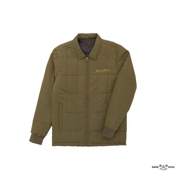 GOODFORIT / 美國Dark Seas Delinquent 塔絲隆改良版防風軍裝夾克