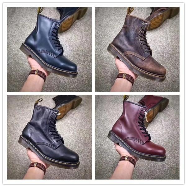 Dr.martens 1460 smooth/ nappa 中性版 經典 馬汀 馬丁靴女短靴 八孔 硬皮 霧面 馬汀鞋