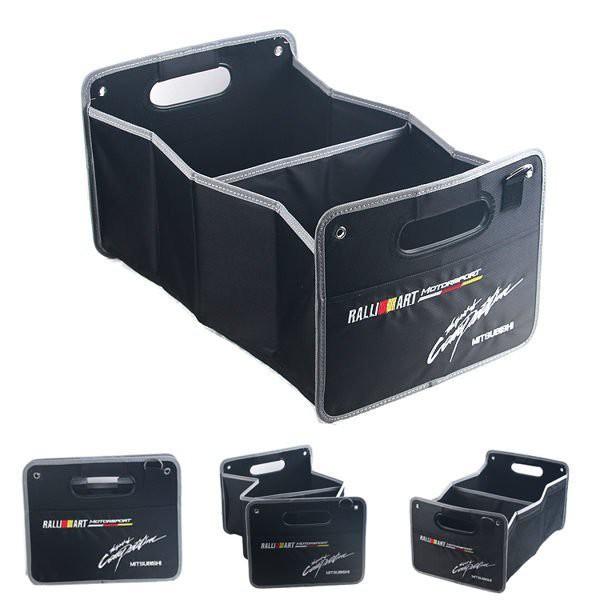 三菱日蝕 Eclipse Cross Colt Plus Outlander 汽車收納箱 儲物盒車用 後車廂置物箱