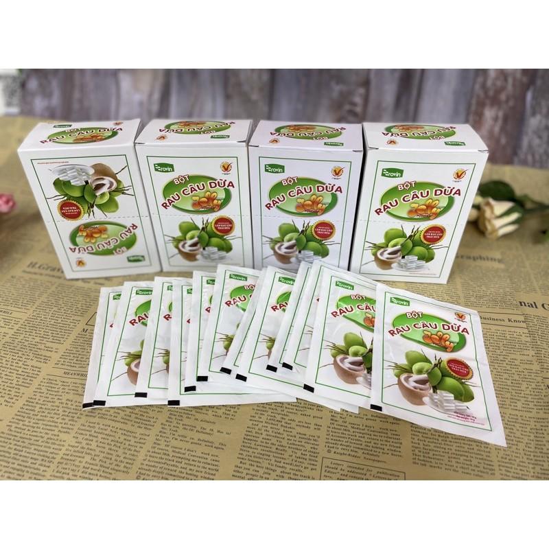 越南進口果凍粉Jelly椰子味一盒內含12包 果凍花