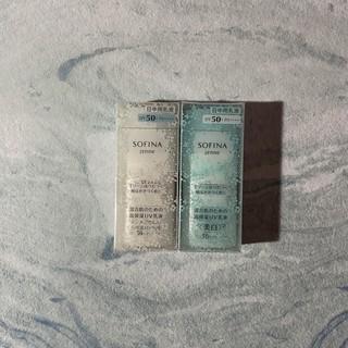 ⚠️現貨 SOFINA 蘇菲娜 透美顏 飽水控油雙效 化妝水 日間防護乳 水凝乳液 一般型 /  美白型 30ml 高雄市