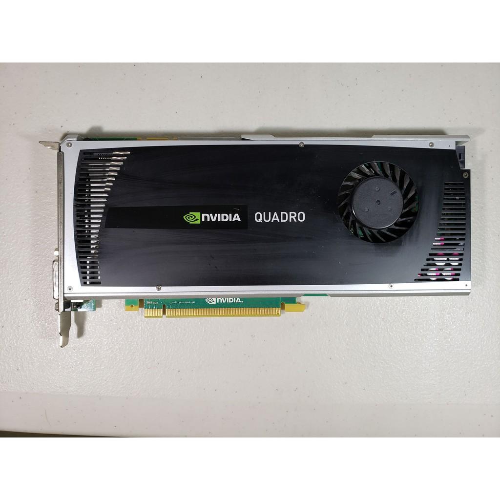[二手平售] 🖥️ Nvidia Quadro 4000 3D 繪圖卡 #買不到RTX3090 GTX1650 Pr可用