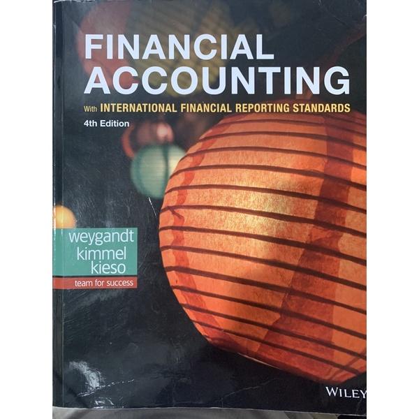 會計學 Financial Accounting 4th