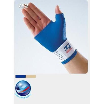 出清價 【宏海護具專家】 護具 護腕 LP 752 全套包覆式腕部護套 (1個裝) 【運動防護 運動護具】