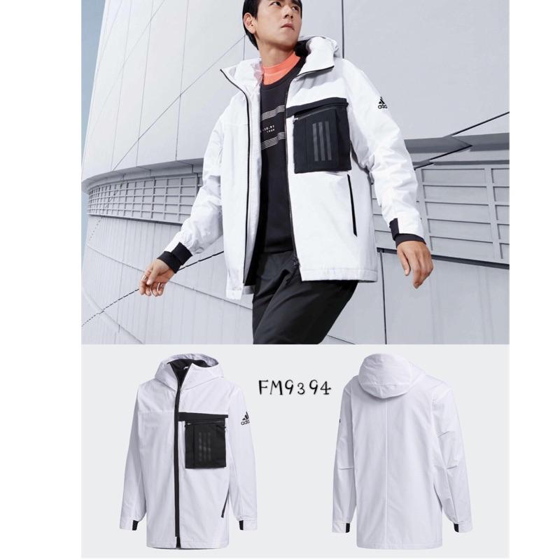 ғᴀɴ'ᴇʀ⚜️FM9394 adidas 愛迪達  運動外套 男款