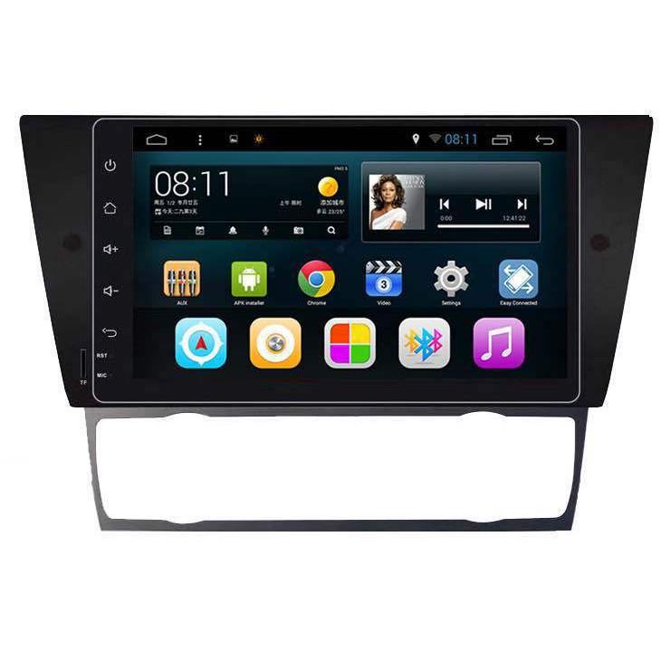 寶馬 BMW E90 E91 E92 E93 318 320 325 8核心 9吋安卓版觸控螢幕主機 導航音響