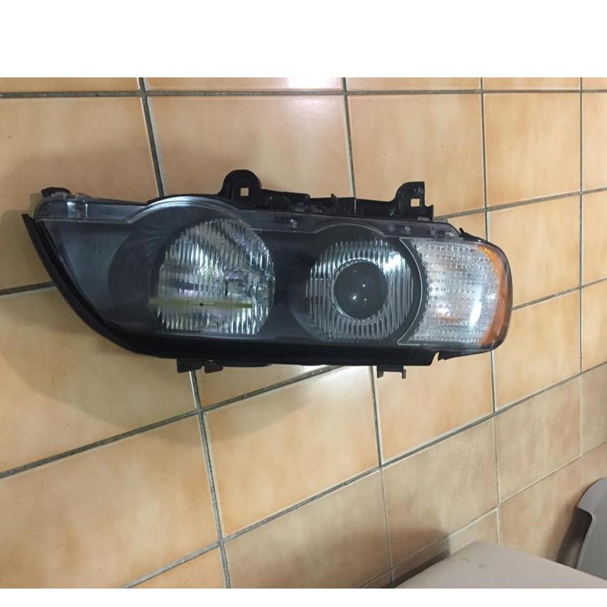 BMW X5 E53  原廠 大燈