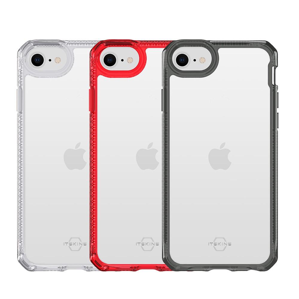 ITSKINS iPhone SE 2020/8/7/6s/6 HYBRID CLEAR-防摔保護殼_官旗店