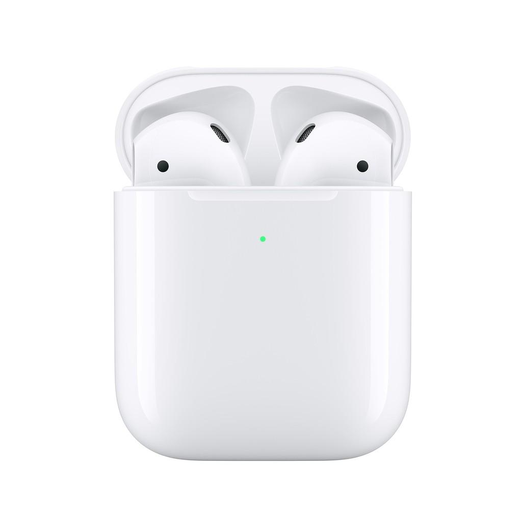 [APPLE]  AirPods(二代) 搭配(有線)充電盒(台灣公司貨)