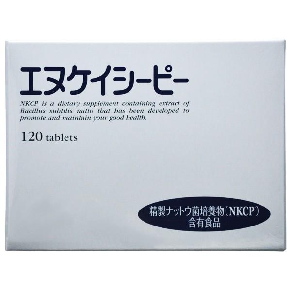 納豆錠120錠 日本原廠專利 (日本原裝空運進口)