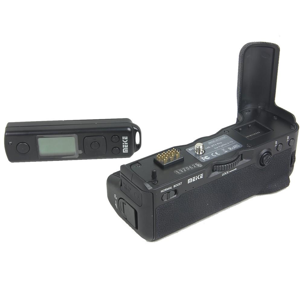 Meike 美科 FujiFilm XT3 Pro 垂直手把(附遙控器) VG-XT3 可以遠距離控制相機的操作拍攝