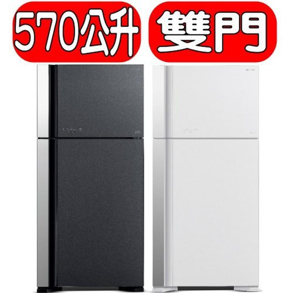 《可議價》日立【RG599】雙門冰箱〈a另售RG399 RG439 RG41WS RG470 RG616