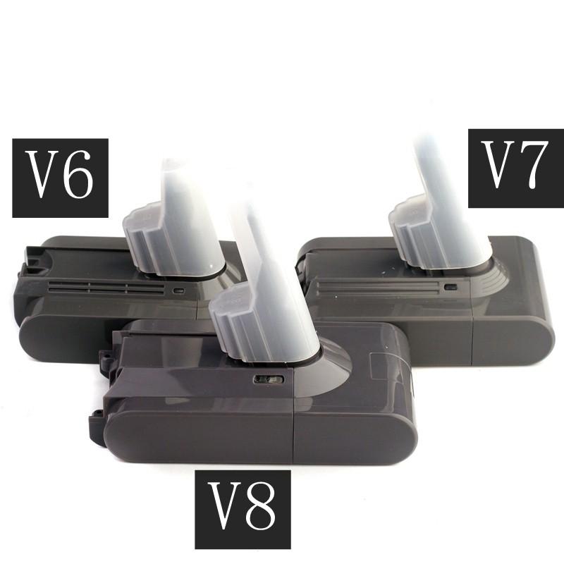 戴森Dyson V6/V8電池維修v10採用日本索尼vtc5、SV05/06/07/09/10 3500mh市可門市維修