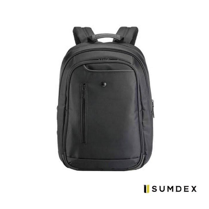 SUMDEX防潑水 可插拉桿 15吋電腦 / 休閒後背包 NON-150 加賀皮件