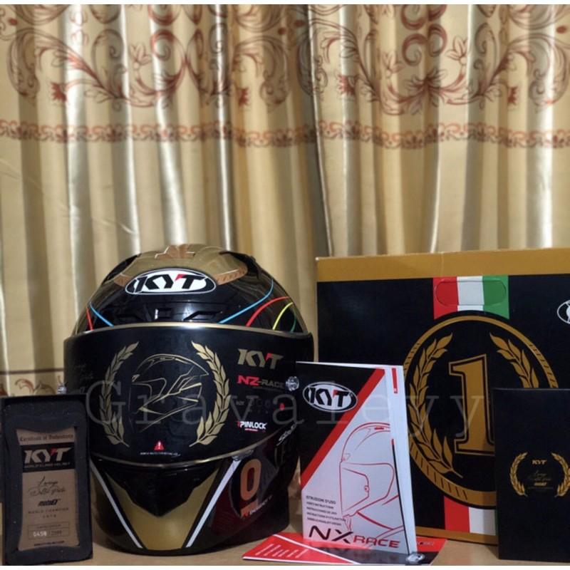 KYT 冠軍帽 NZ-RACE 限量冠軍帽印尼代購直發台灣