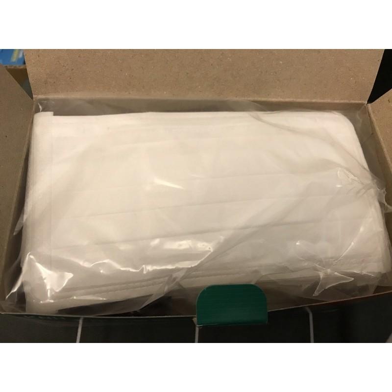 48片/ 康乃馨 康那香 盒裝 白色口罩