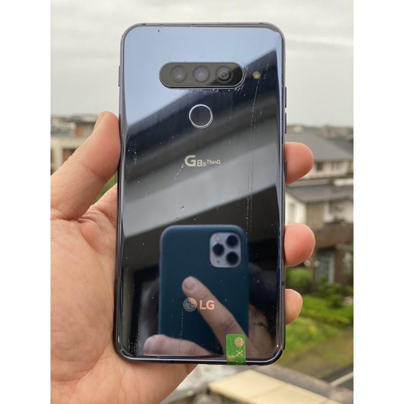 (福利品)(相機異常甩賣)LG G8s ThinQ 手機 雙卡雙待 128G 6.2吋 實體工作室 面交可 空機價