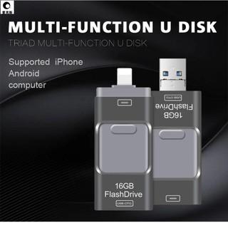 適用於 Iphone 的 128gb /  256gb /  512gb 金屬 Usb Otg Iflash 動器【愛克斯】 桃園市