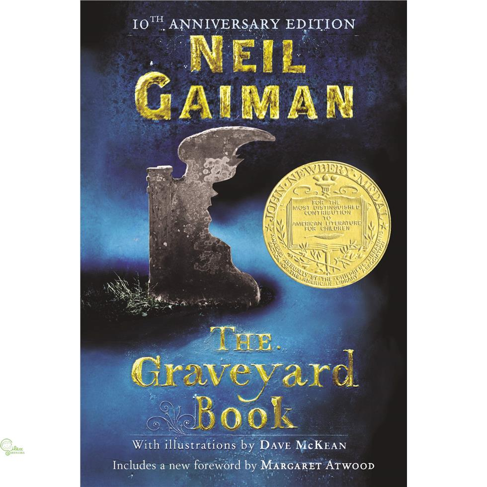 The Graveyard Book(2014新版)【禮筑外文書店】[79折]