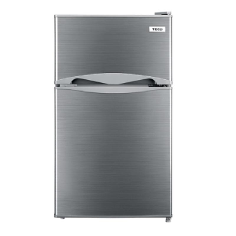 TECO 東元 100公升 雙門小冰箱 R1001S