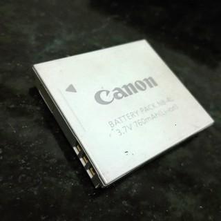 Canon原廠 NB-4L 高容量相機鋰電池 使用原廠最安心 9成新 非代用電池 雲林縣