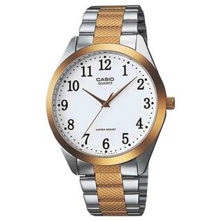 CASIO 卡西歐  MTP-1274SG-7B 石英錶 不鏽鋼錶帶 防水 MTP-1274SG 國隆手錶專賣店 台中市