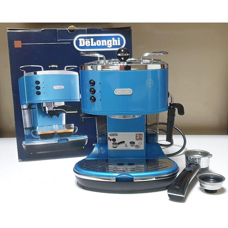 《祈樂雜貨舖》迪朗奇 Icona 系列義式濃縮咖啡機 ECO310  二手