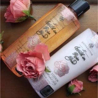 (公司貨)泰國 Bath & Bloom 漫步玫瑰園  沐浴香精/ 身體乳 台南市