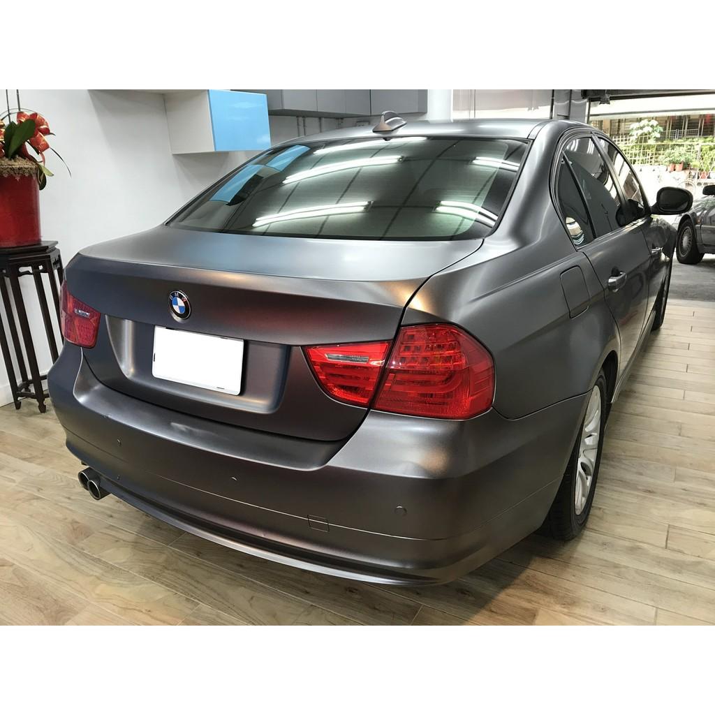寶馬 BMW E90 全車貼膜 3M-1080-S261 絲綢灰 消光灰 320 328 335 M3 全車改色