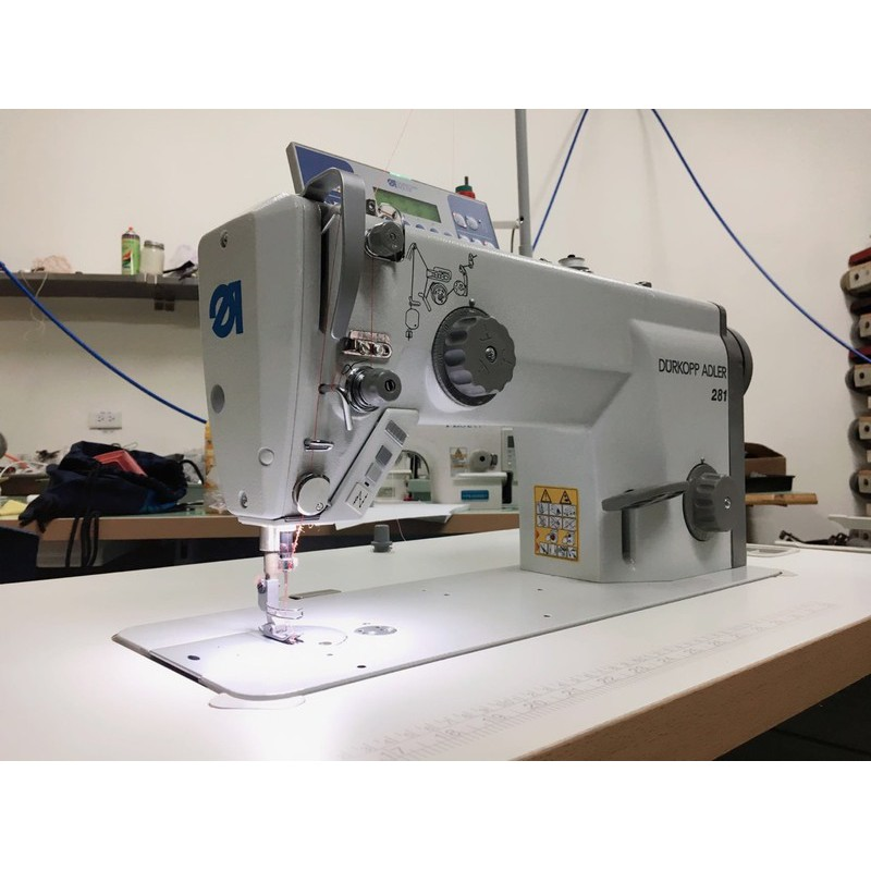 德國 Dürkopp Adler 杜克普 工業用 縫紉機 高階 無油 電子 自動切線 平車 新輝針車有限公司 JUKI