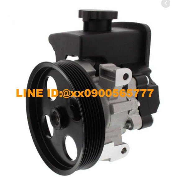 BENZ 動力幫浦 含皮帶盤和油壺W204 W211 0034664201