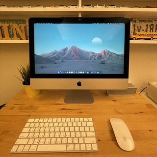 [二手] iMac 21.5 2015 1TB 16GB 2.8GHz i5 95成新 新竹市