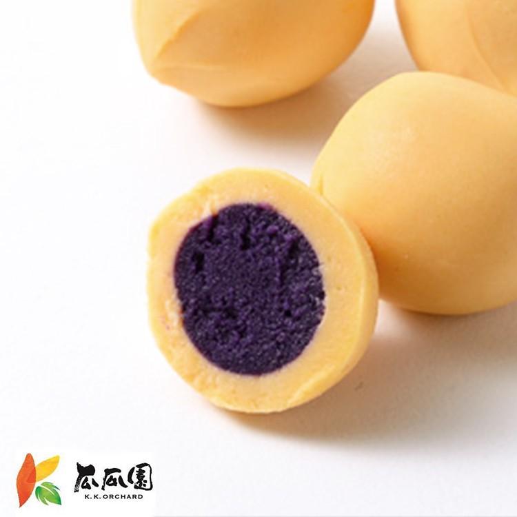 瓜瓜園-黃金QQ地瓜球(1.8kg/包)#黃金-1C2B【魚大俠】AR001