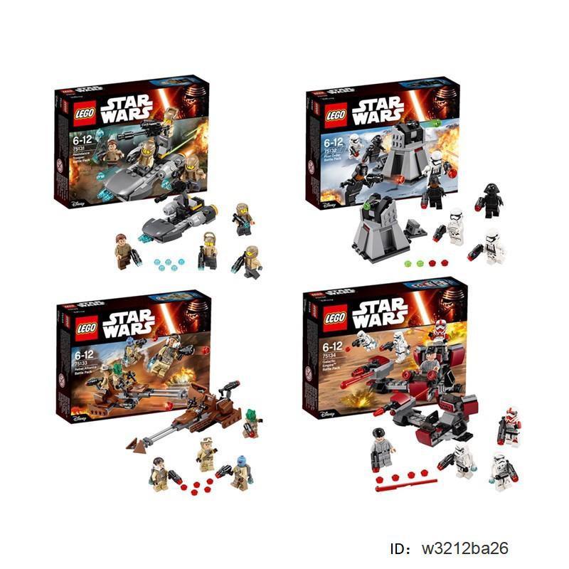 青青小微店鋪--日本全新樂高 LEGO 75154 75134 星球大戰 75150 75151 star wars