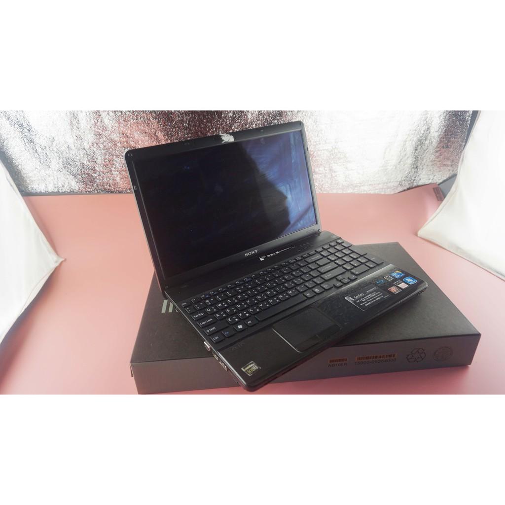 【文書姬二手筆電】SONY VPCEB37FW (15.6吋) 型號:PCG-71219P